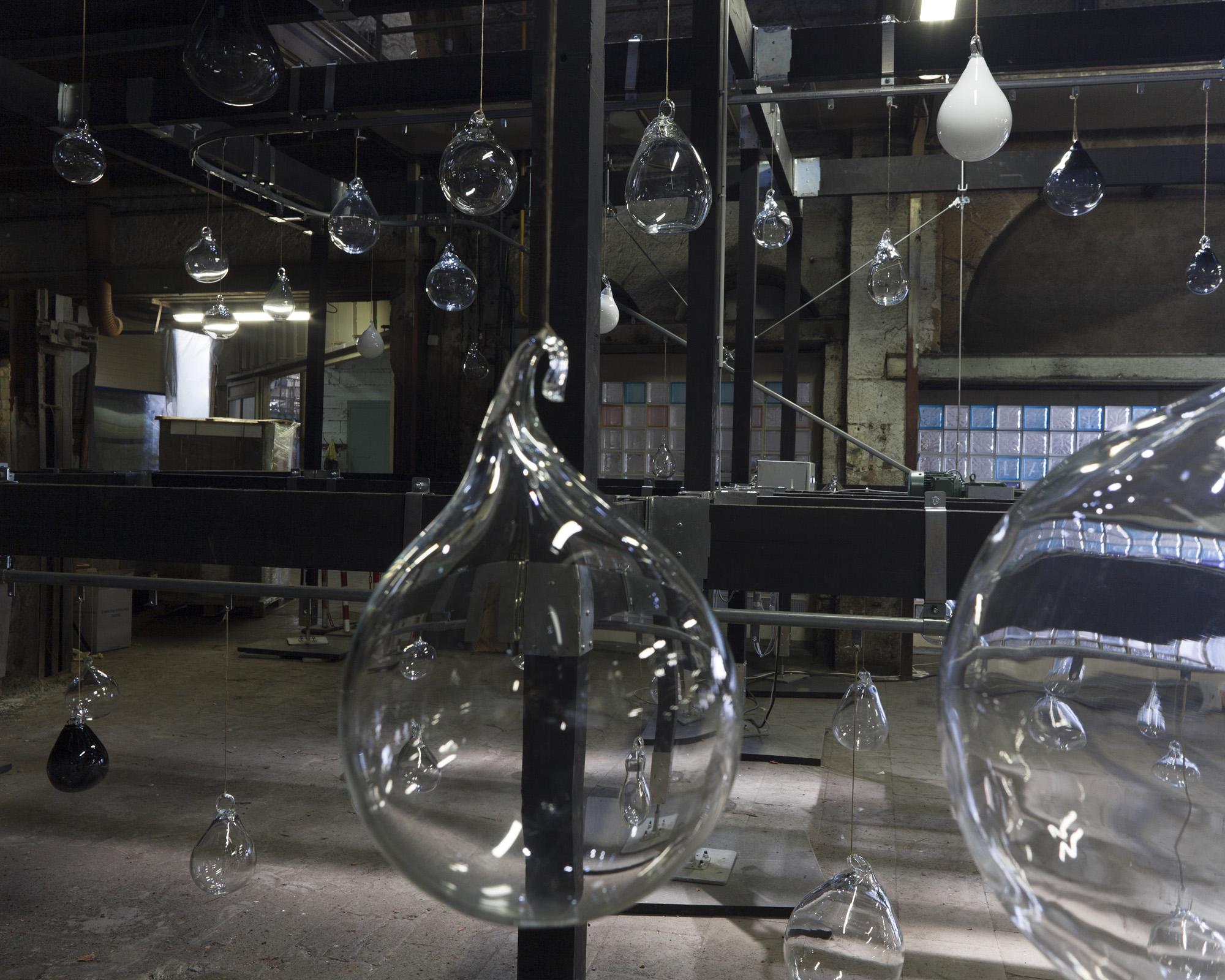 Production: Centre Du0027art Le Pavé Dans La Mare. Sponsorship: Mantion SAS And  Glass Factory La Rochère