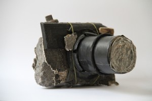 Pauline Bastard, Untitled, London, objet, 20 x 16x 15 cm, 2012
