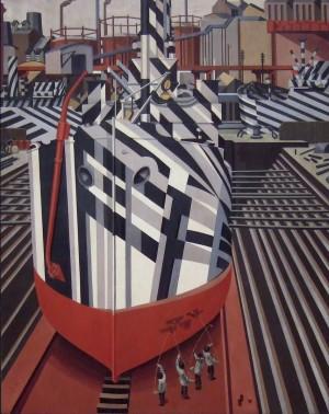 PILIPA : - C'est des motifs de camouflage de bateaux […] Fais une recherche tu verras