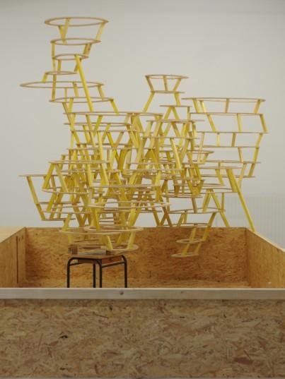 Francesco Finizio, Back Room, 2009 © Courtesy of the artist - photo: Nicolas Ollier