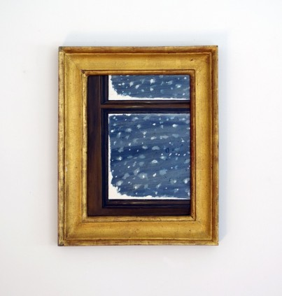 Gilles Mahé, Memory of an artwork (work described by Bertrand Lavier), 1984-1991 © Michèle Mahé - Private collection - deposit at Frac Bretagne